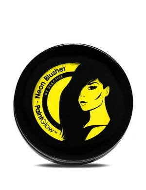 Yellow UV Neon Blusher Base Image