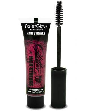 Glitter Me Up Pink Hair Streak Mascara Base Image