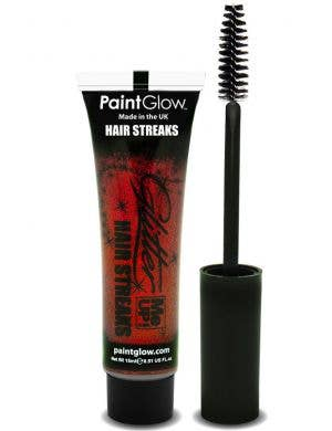 Glitter Me Up Red Hair Streak Mascara Base Image