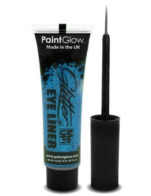 Blue Glitter Me Up Eyeliner Base Image