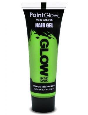 Green Glow In The Dark Hair Gel Base Image