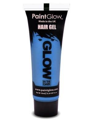 Blue Glow In The Dark Hair Gel Base Image