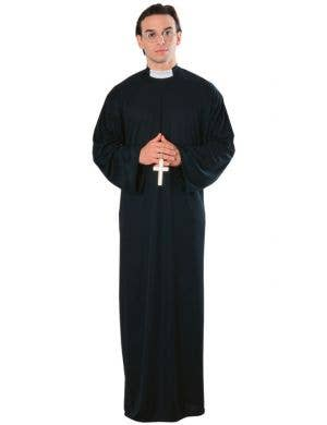 Priest Men's Religious Costume