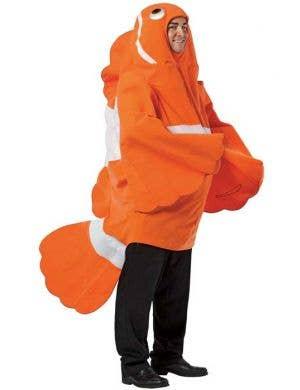 Finding Nemo Men's Clownfish Fancy Dress Costume