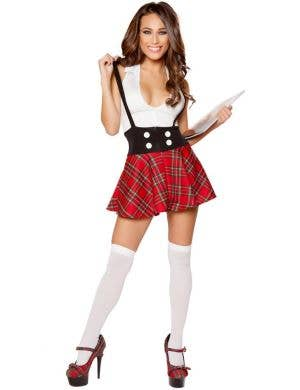 Teasing School Girl Sexy Women's Costume