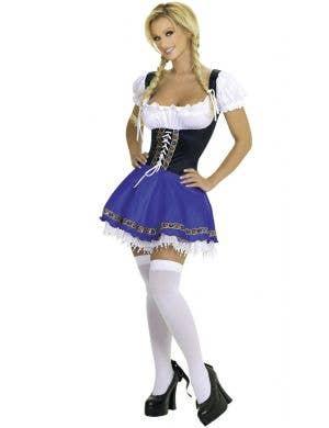 Serving Wench Oktoberfest Women's Costume