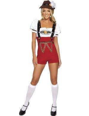 Beer Stein Babe Oktoberfest Women's Costume