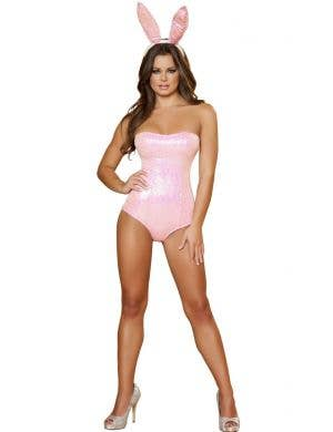Bunny Babe Sexy Women's Pink Costume