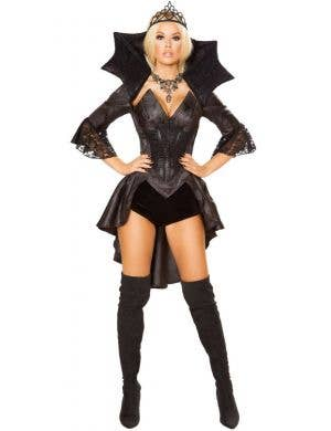 Queen of Darkness Vampire Women's Halloween Costume