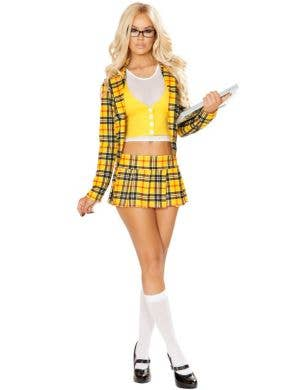 School Girl Without a Clue Sexy Women's Costume