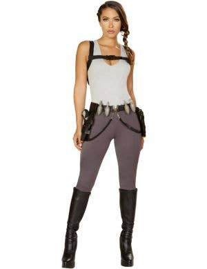 Cyber Adventure Lara Women's Sexy Costume