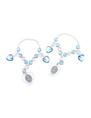 Disney Princess Girl's Cinderella Bracelet Set Costume Accessory