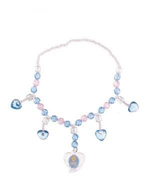 Disney Princess Girl's Cinderella Necklace Costume Accessory