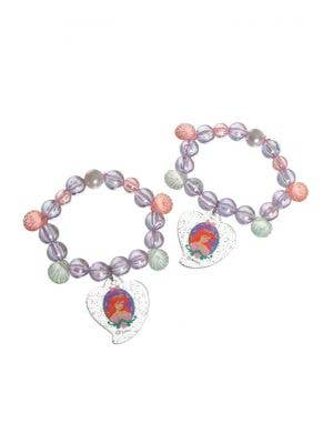 Disney Princess Ariel Bracelet Set Girl's Costume Accessory