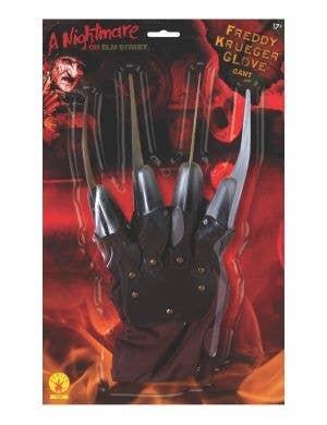 Freddy Krueger Halloween Costume Glove