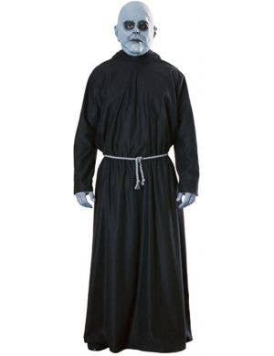 Men's Uncle Fester Addams Family Halloween Costume Main Image