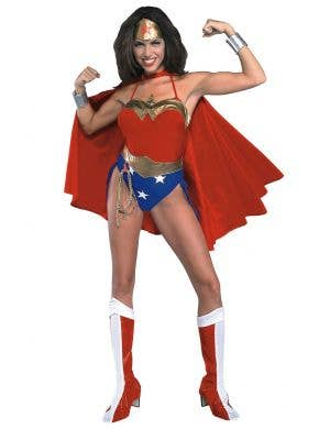 Justice League - Sexy Women's Wonder Woman Costume