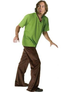 Scooby Doo Licensed Men's Shaggy Costume