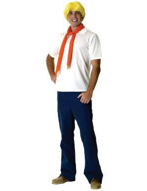 Scooby Doo - Fred Men's Costume