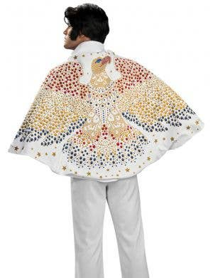 American Eagle Elvis Presley Costume Cape
