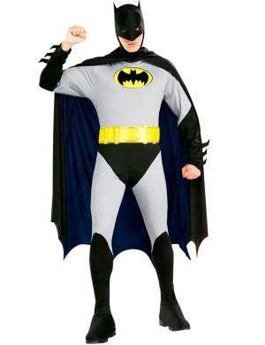 Classic Batman Men's Fancy Dress Costume