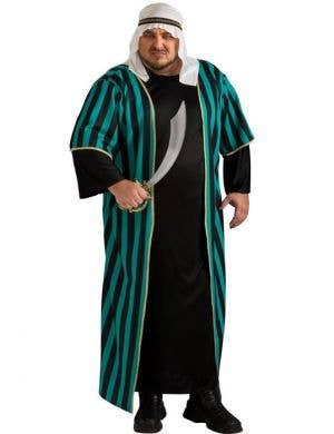 Arab Sheik Plus Size Costume