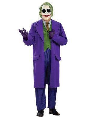 The Joker Deluxe Men's Plus Size Costume