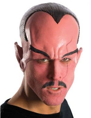 Green Lantern Sinestro Headpiece and Makeup Kit
