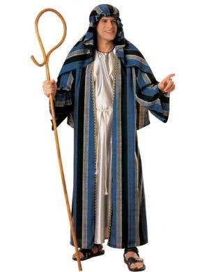 Men's Shepherd Nativity Biblical Christmas Costume
