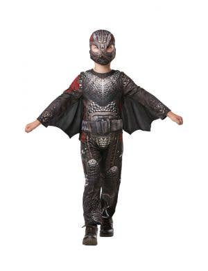 Hiccup Battlesuit How To Train Your Dragon 3 Boys Costume