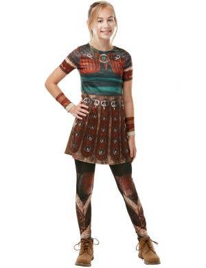 Astrid Fearless GIrls How To Train Your Dragon 3 Costume