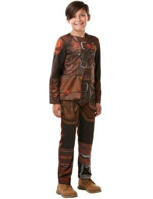 Hiccup Boys How to Train Your Dragon 3 Costume