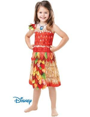 Moana Epilogue Officially Licensed Disney Girls Costume