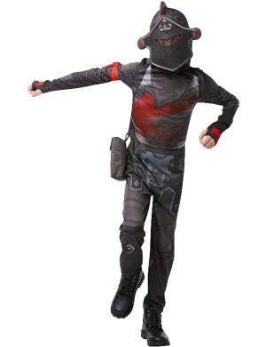 Fortnite Black Knight Tween Boys Video Game Book Week Costume