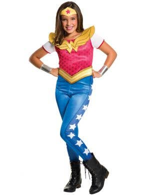 DC Superhero Girls Wonder Woman Fancy Dress Costume