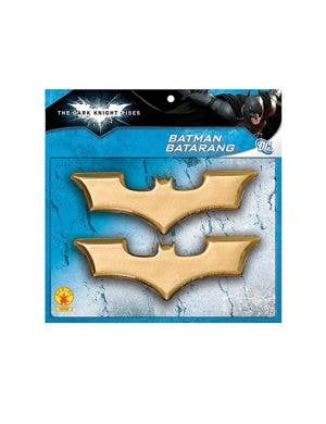 The Dark Knight Batman Large Batarangs Costume Accessory