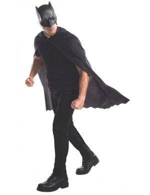Batman Adults Cape and Mask Costume Accessory Kit