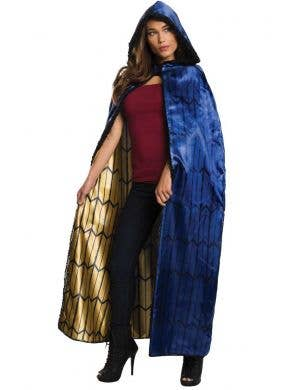 Deluxe Adults Wonder Woman Superhero Costume Cape