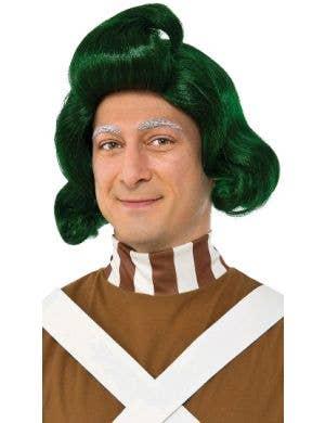 Oompa Loompa Adult's Costume Wig
