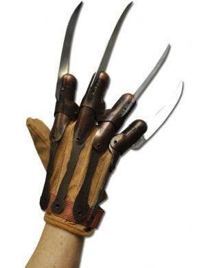 Supreme Edition Deluxe Quality Freddy Krueger Glove