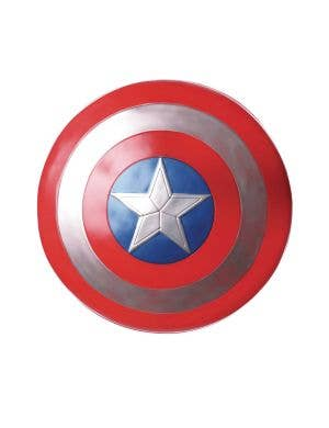Adult Captain America Shield Costume Accessory Main Image