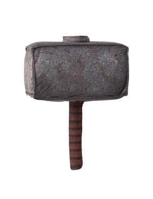 Kids Plush Mjolnir Thor Hammer Costume Accessory main image