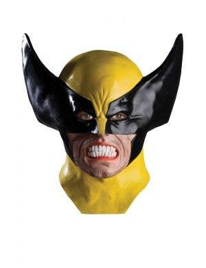 Wolverine Latex Mask full face main image