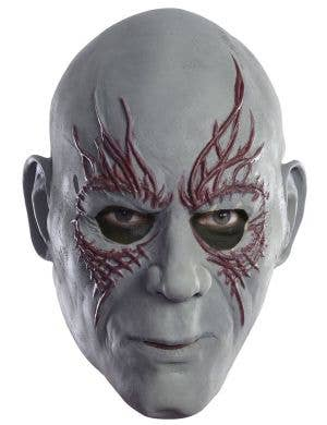 Guardians of the Galaxy Drax the destroyer men's costume mask