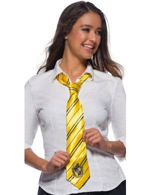 Harry Potter - Hufflepuff House Costume Tie