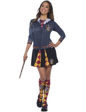Harry Potter Gryffindor Women's Costume Skirt