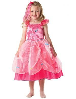 My Little Pony Girls Pinkie Pie Book Week Fancy Dress Costume