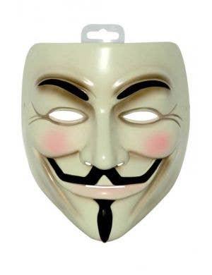V for Vendetta Costume Mask
