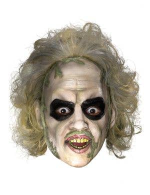 Deluxe Latex Beetlejuice Halloween Costume Mask