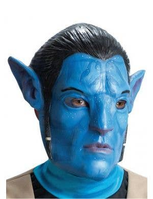 Jake Sully Adult's Avatar Costume Mask